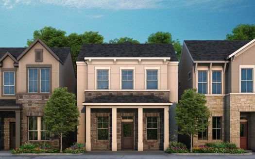 David Weekley Homes The Reserve at Kessler Heights - Cottage Series subdivision 619 Aspen Valley Lane Dallas TX 75208