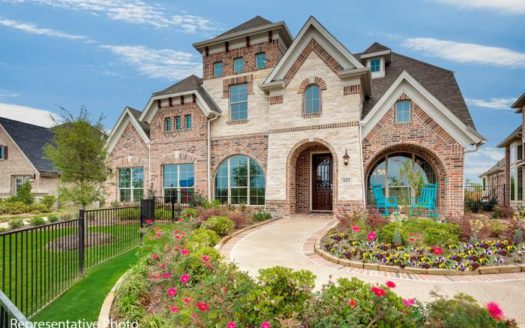 Grand Homes Wilmeth Ridge subdivision 3936 Wittenburg McKinney TX 75071