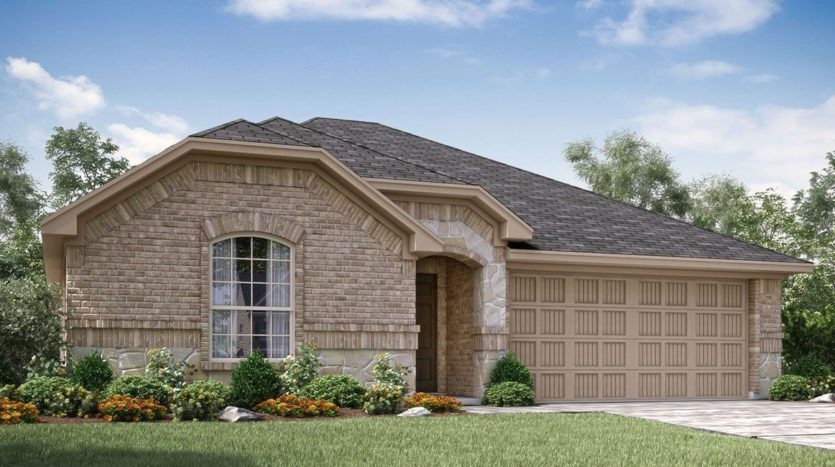 Lennar Avery Pointe-Classics subdivision 1210 Forest Haven Drive Anna TX 75409