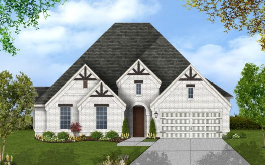 Coventry Homes Somerset subdivision 1335 Gordon Heights Ln Frisco TX 75033