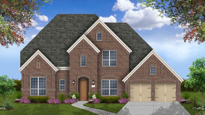Coventry Homes Viridian Island 70's subdivision 1332 Viridian Park Ln Arlington TX 76005
