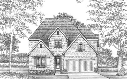 Shaddock Homes Estates at Shaddock Park subdivision 9596 Christ Church Lane Frisco TX 75035