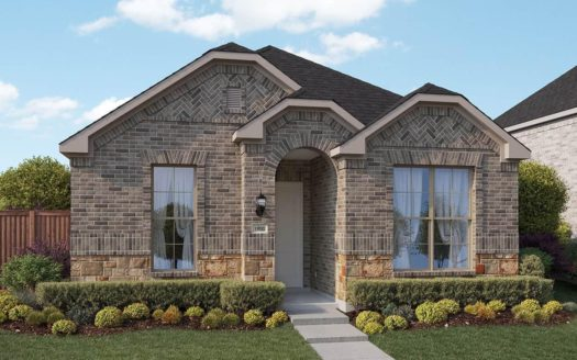 Gehan Homes Waterbrook subdivision 737 Waterbrook Parkway
