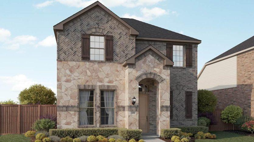 Gehan Homes Waterbrook subdivision 713 Waterbrook Parkway Argyle TX 76226