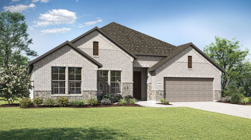 Trendmaker Homes Creeks of Legacy subdivision 4008 Wood River Trail (North on Legacy just past Frontier Pkwy) Prosper TX 75078