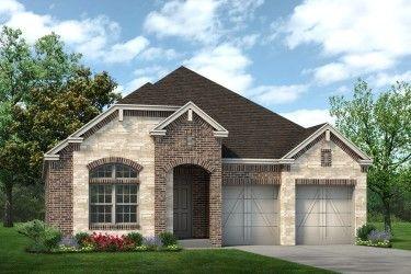 Sandlin Homes Versailles Estates subdivision 7203 Voltaire Drive Grand Prairie TX 75052
