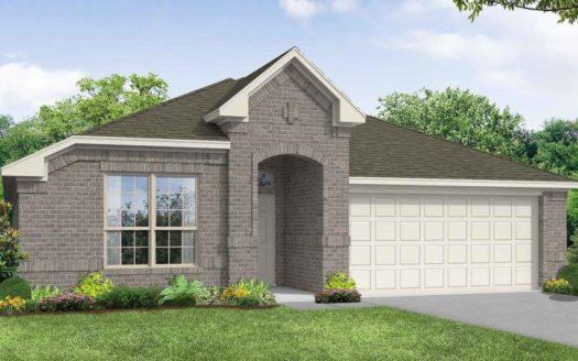 Impression Homes North Creek Estates subdivision 4208 Milrany Lane Melissa TX 75454