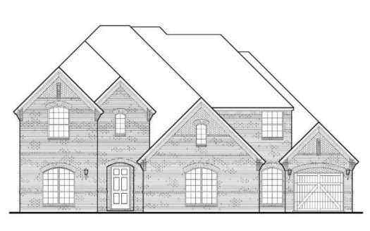 BelclaireHomes Windsong Ranch 86 subdivision 4330 Liberty Drive Prosper TX 75078