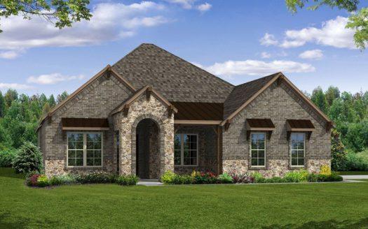 Beazer Homes Stoney Creek subdivision 300 Waterford Lane Sunnyvale TX 75182