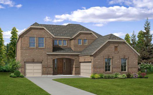 Trendmaker Homes The Vineyards subdivision Lakeside Community Rowlett TX 75088
