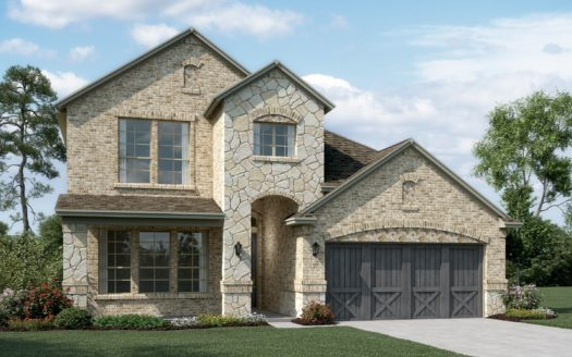 K. Hovnanian® Homes Calloway Trails subdivision 1605 Harbor Town Court Little Elm TX 75068