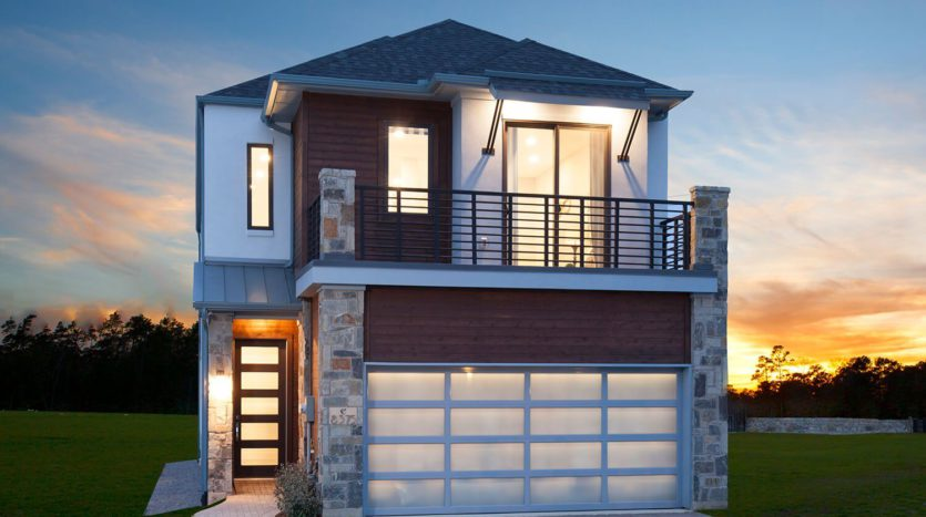 Coventry Homes Merion at Midtown Park Executive Series subdivision 8375 Nunley Ln Dallas TX 75231