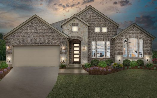 Landon Homes Walnut Springs at Twin Creeks subdivision 1802 Marshall Drive Allen TX 75013