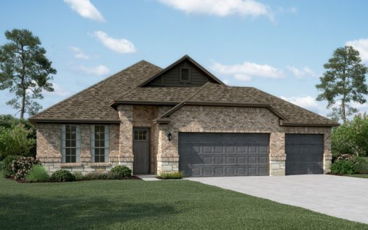 K. Hovnanian® Homes Ascend at Diamond Creek Estates subdivision 517 Tuscany Drive Forney TX 75126
