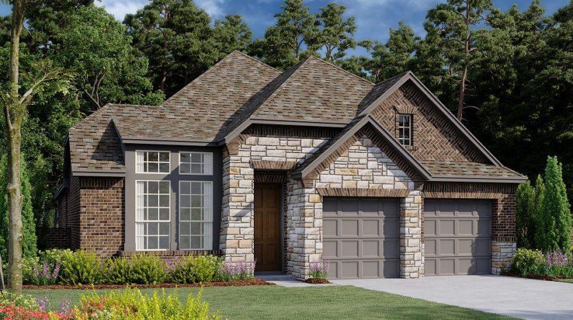Ashton Woods Western Ridge subdivision 9320 Western Ridge Trail North Richland Hills TX 76182