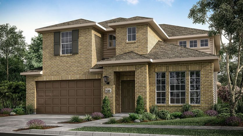 Taylor Morrison Somerset Park subdivision 1353 Gordon Heights Lane Frisco TX 75033