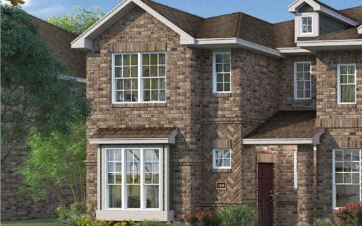 HistoryMaker Homes Cloverleaf Crossing Townhomes subdivision 2701 Appaloosa Lane - Bldg 2 Mesquite TX 75150