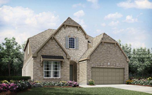 Drees Custom Homes Fairway Ranch subdivision 921 Fairway Ranch Pkwy Roanoke TX 76262