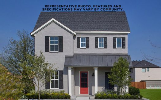 Shaddock Homes Light Farms Brenham - 40' Lots subdivision 716 Francis Avenue Celina TX 75009