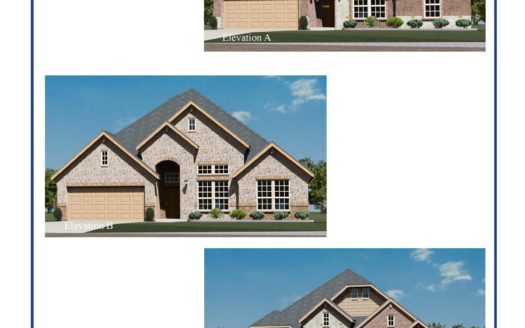Altura Homes Eagle Ridge subdivision 333 Eagle Ridge Forney TX 75126