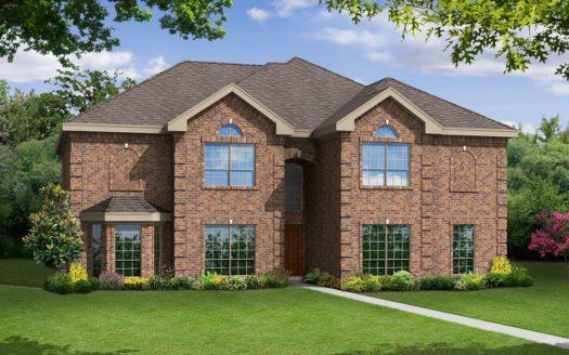 First Texas Homes Collinsbrook Farm subdivision 12515 Dove Chase Lane Frisco TX 75035