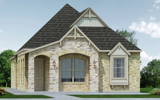 Our Country Homes Iron Horse Commons subdivision 5625 Traveller Dr North Richland Hills TX 76180