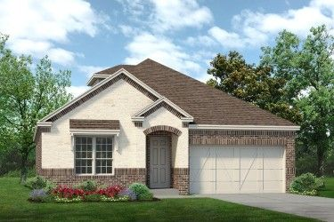 Sandlin Homes Will's Place subdivision 6796 Silo Rd Arlington TX 76002