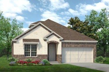 Sandlin Homes Will's Place subdivision 6796 Silo Rd Arlington TX 76002