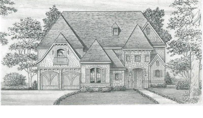 Shaddock Homes Light Farms - 70' Lots subdivision 1209 Cypress Creek Way Celina TX 75009