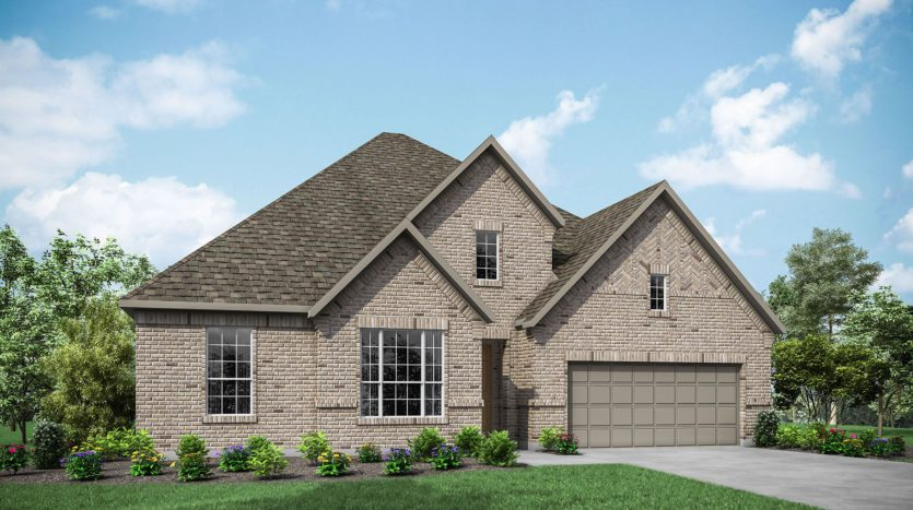 Drees Custom Homes Light Farms subdivision 3930 Quinn Drive Celina TX 75009