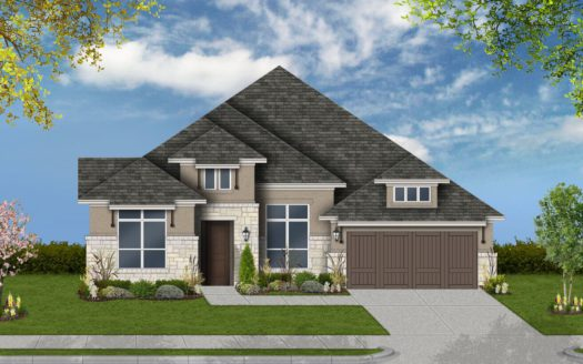 Coventry Homes Canyon Falls subdivision 6380 Prairie Brush Argyle TX 76226