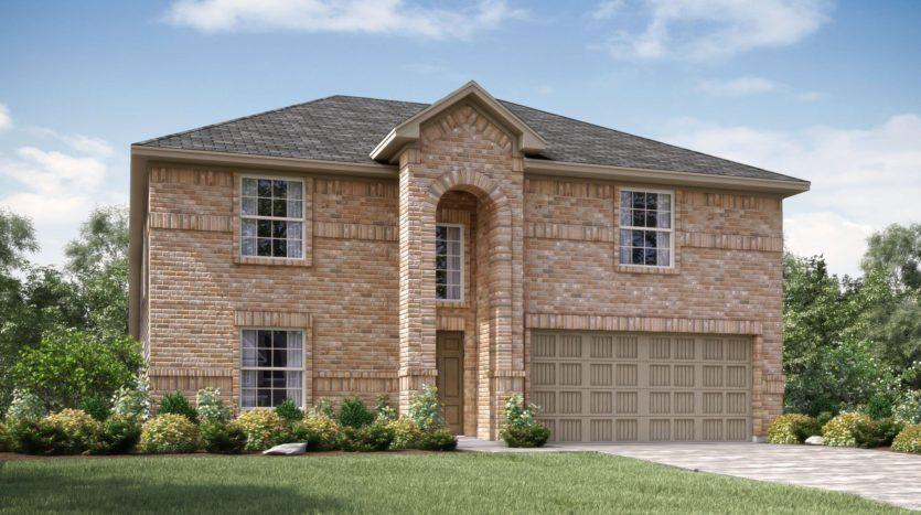 Lennar Sutton Fields Classic subdivision 6513 Farndon Road Celina TX 75009