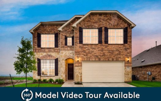 Pulte Homes Wildridge subdivision 9801 Rubicon Trail Oak Point TX 75068