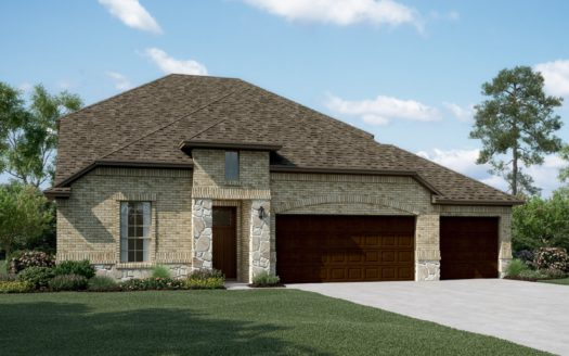 K. Hovnanian® Homes Ascend at Diamond Creek Estates subdivision 513 Tuscany Drive Forney TX 75126