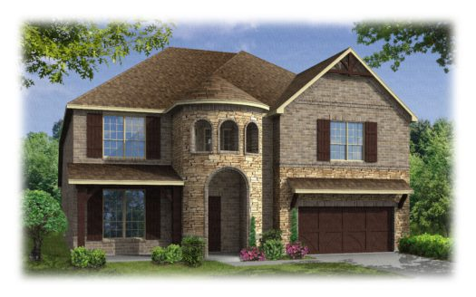 Rendition Homes Reserve at Creekside subdivision 4004 Willow Grove Avenue Denton TX 76210
