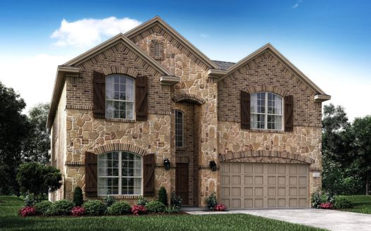 Lennar Lakewood Hills East & West subdivision 3252 Lakewood Hills Drive Carrollton TX 75010