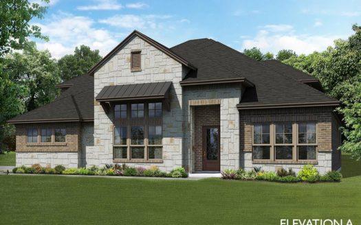 Bloomfield Homes Prosper Lake subdivision 1141 Vista Run Dr Prosper TX 75078