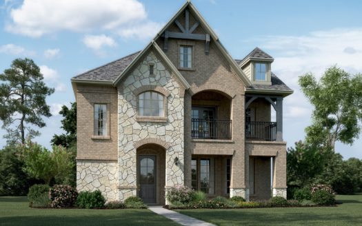 K. Hovnanian® Homes Delaware at Heritage Crossing subdivision 646 Patriot Lane Irving TX 75060