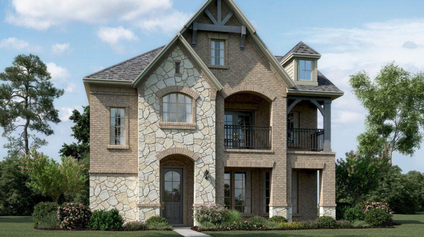 K. Hovnanian® Homes Delaware at Heritage Crossing subdivision 646 Patriot Lane Irving TX 75060