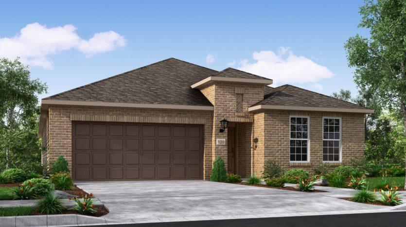 Taylor Morrison Somerset Park subdivision 1353 Gordon Heights Lane Frisco TX 75033