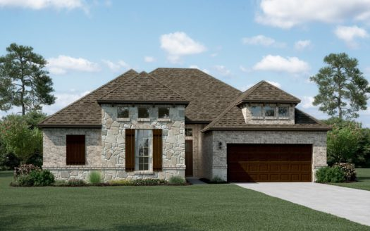 K. Hovnanian® Homes Trailwood subdivision 11304 Misty Ridge Drive Roanoke TX 76262