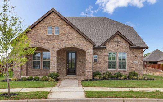 David Weekley Homes Elements at Viridian - Traditional Series subdivision 4609 Beaver Creek Drive Arlington TX 76005