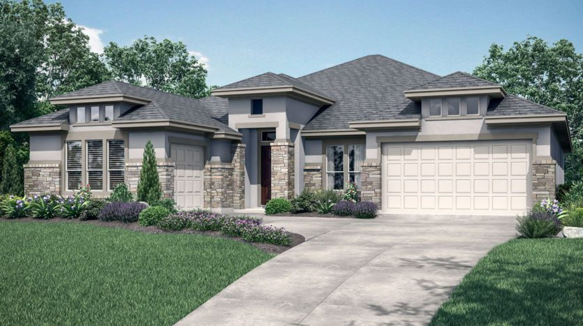 Landon Homes Lexington Country Executive Series subdivision 13056 Secretariat Boulevard Frisco TX 75035