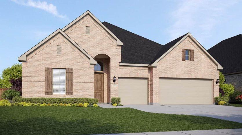 Gehan Homes Lakeside Estates at Paloma subdivision 617 Lake Cove Drive