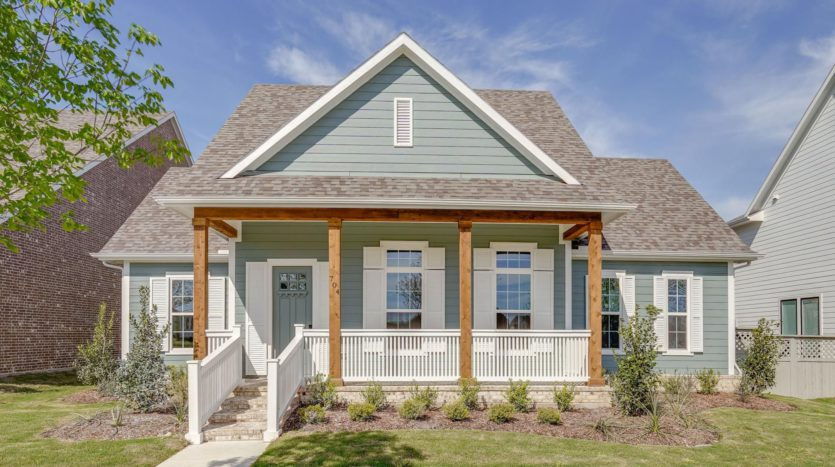 Drees Custom Homes Pecan Square subdivision 704 North Pecan Parkway Northlake TX 76226