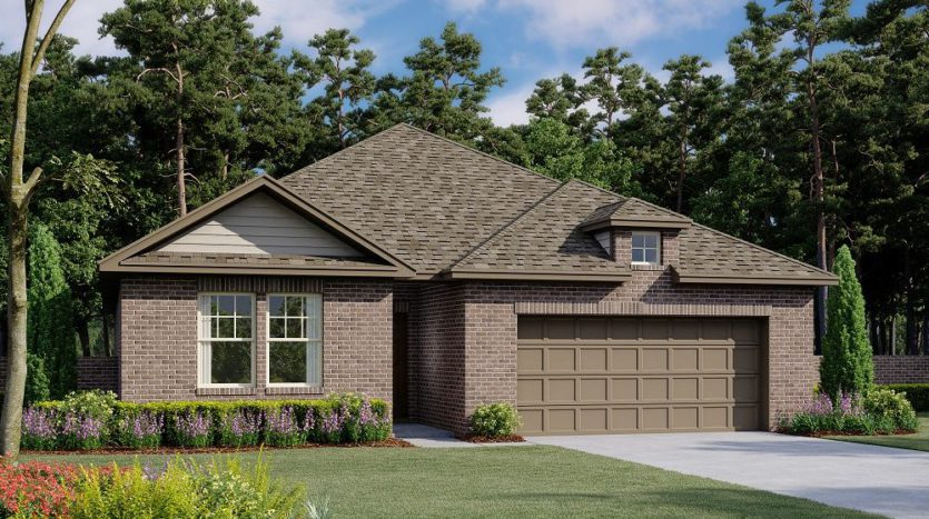 Ashton Woods Meadow Run subdivision 2605 Lovegrass Lane Melissa TX 75454