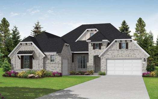 Coventry Homes Wildridge 70' Homesites subdivision 9908 Horizon Rd Oak Point TX 75068