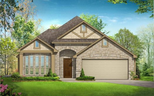 Bloomfield Homes Heartland subdivision 3634 Monticello Way Forney TX 75126