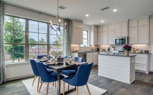 CB JENI Homes Riverset subdivision 2663 High Cotton Lane Garland TX 75042