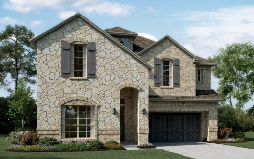 K. Hovnanian® Homes Calloway Trails subdivision Northeast of Witt Road and King Road Frisco TX 75034